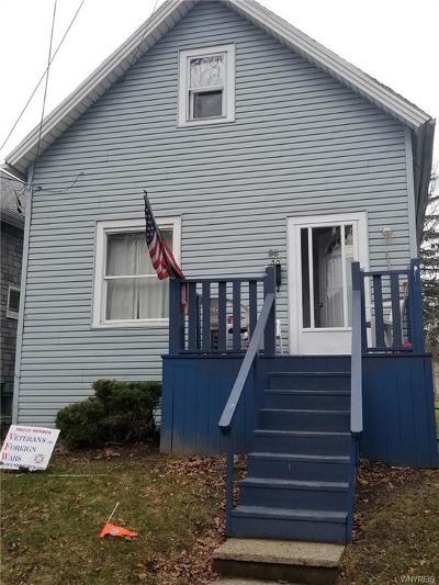 Buffalo Single Family Home A-Active: 50 Ideal Street