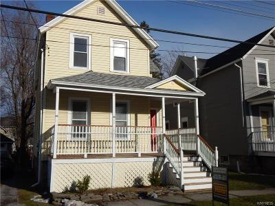 Genesee County Single Family Home A-Active: 8 Tracy Avenue
