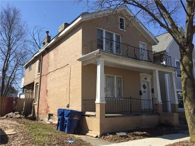 Buffalo Multi Family 2-4 A-Active: 236 Whitney Place