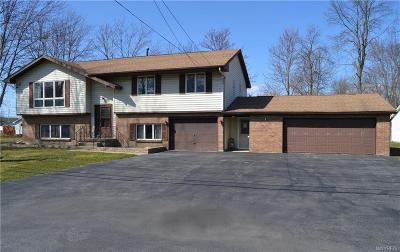 Wheatfield Single Family Home A-Active: 2703 Stenzel Avenue