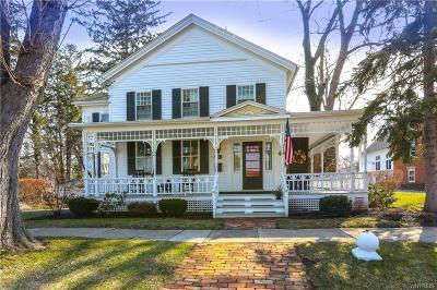 Niagara County Single Family Home A-Active: 550 Main Street