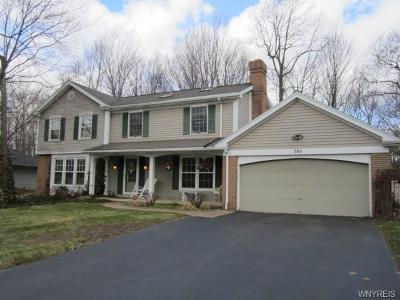 Greece Single Family Home A-Active: 385 Heritage Drive