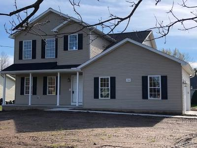Grand Island Single Family Home A-Active: 1762 Huth Road