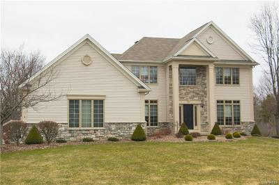 Orchard Park Single Family Home A-Active: 3444 Angle Road