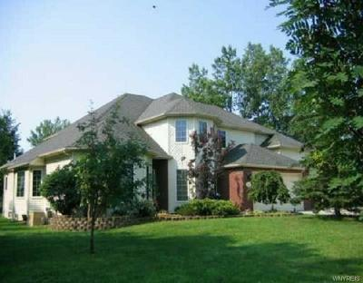 Erie County Single Family Home A-Active: 2255 Lapham Road