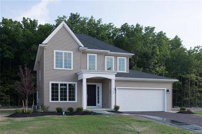 Lewiston Single Family Home A-Active: 4257 Wolf Run