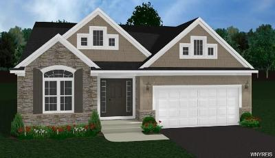 Lewiston Single Family Home A-Active: 4275 Wolf Run