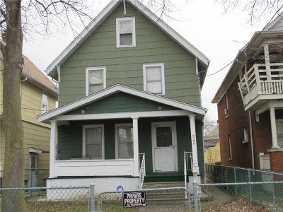 Single Family Home Sold: 545 25th Street