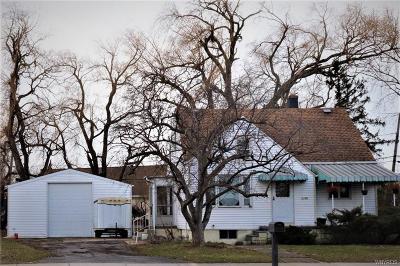 Niagara County Single Family Home A-Active: 6355 South Whitham Drive
