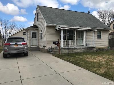 Niagara Falls Single Family Home A-Active: 1555 98th Street