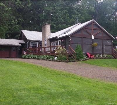 Chautauqua County Single Family Home A-Active: 21 Lake Street