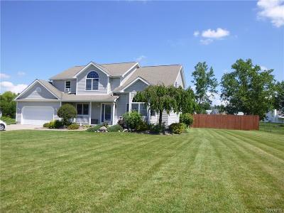 Wheatfield Single Family Home A-Active: 2551 Joann Court