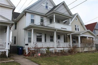 Niagara Falls Single Family Home A-Active: 130 77th Street