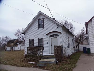 Buffalo Single Family Home A-Active: 25 Oneida Street