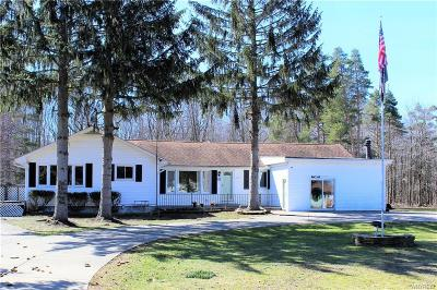 Evans Single Family Home A-Active: 1475 Wisconsin Road