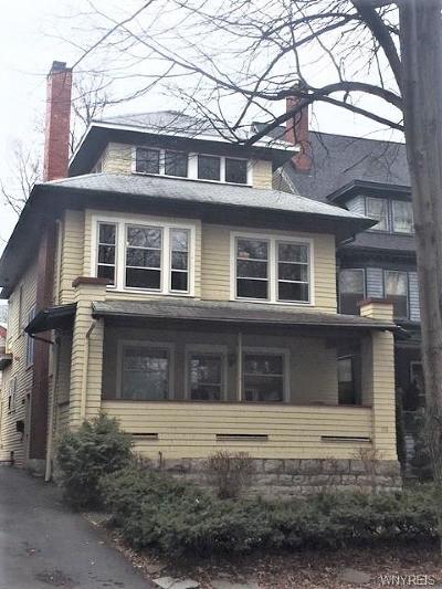 Buffalo Single Family Home A-Active: 175 Woodward Avenue