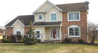 Clarence Single Family Home A-Active: 8945 Clarence Center Road