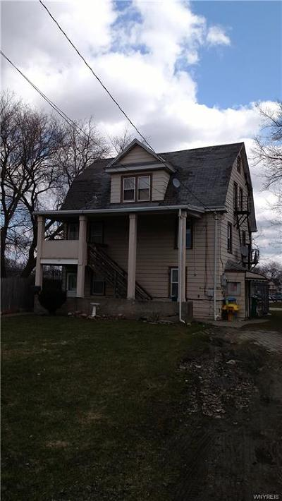 Niagara Falls Multi Family 2-4 A-Active: 137 74th Street