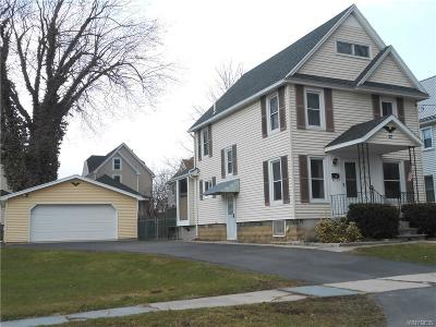 Genesee County Single Family Home A-Active: 57 Manhattan Avenue