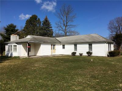 Niagara County Single Family Home C-Continue Show: 2610 Coomer Road