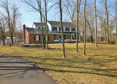Clarence Single Family Home A-Active: 8899 Wolcott Road
