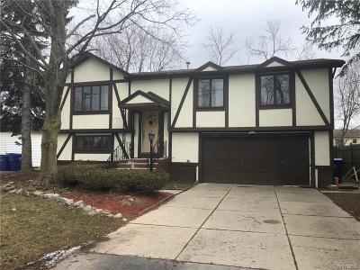 West Seneca Single Family Home A-Active: 41 Osgood Ave