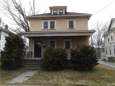 Dunkirk Single Family Home A-Active: 631 Park Avenue