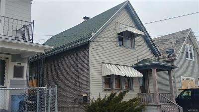 Buffalo Single Family Home A-Active: 106 Hirschbeck Street