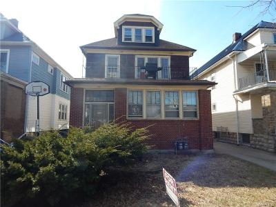 Buffalo Multi Family 2-4 A-Active: 62 Traymore Street