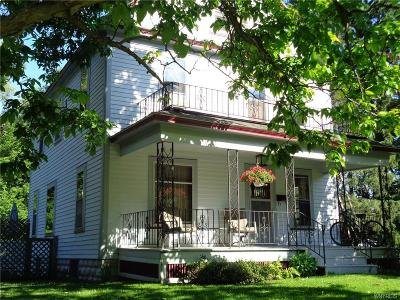 Arcade Single Family Home A-Active: 28 Water Street