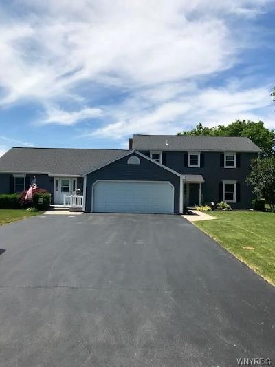 Wilson Single Family Home P-Pending Sale: 81 East Galewood Drive