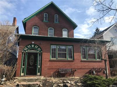 Buffalo Single Family Home A-Active: 353 Porter Avenue
