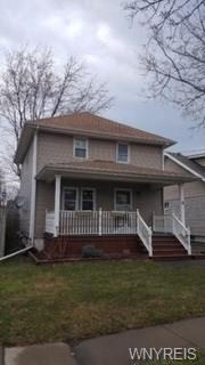 Lackawanna Single Family Home A-Active: 109 Beech Street