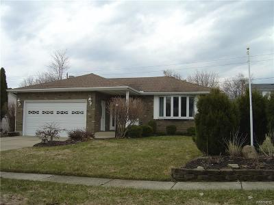 West Seneca Single Family Home A-Active: 79 Round Trail Road