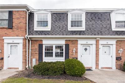 Amherst Condo/Townhouse A-Active: 28 Hickory Hill Road