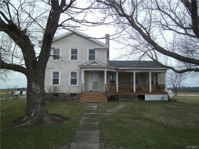Niagara County Multi Family 2-4 A-Active: 2365 Youngstown Wilson Road