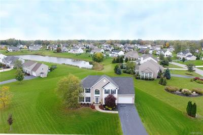 Orleans County, Monroe County, Niagara County, Erie County Single Family Home A-Active: 26 Templeton