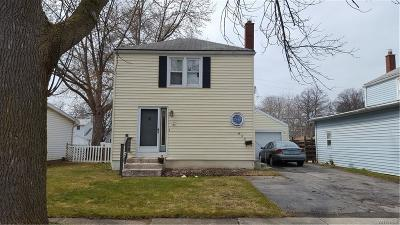 Niagara Falls Single Family Home A-Active: 426 75th Street