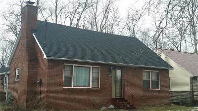 West Seneca Single Family Home A-Active: 638 Indian Church Road