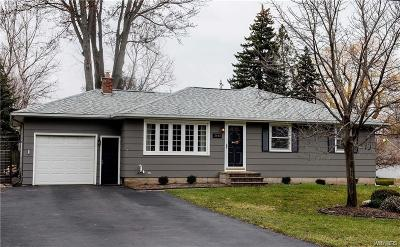 Wheatfield Single Family Home A-Active: 3645 Klemer Rd