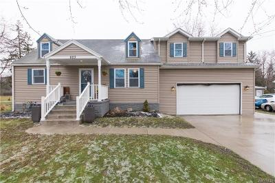 West Seneca Single Family Home A-Active: 823 Fisher Road