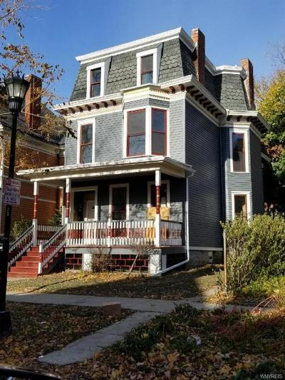 Buffalo Single Family Home A-Active: 13 Saint Johns Place
