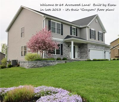 Orchard Park Single Family Home A-Active: 64 Arrowood Ln