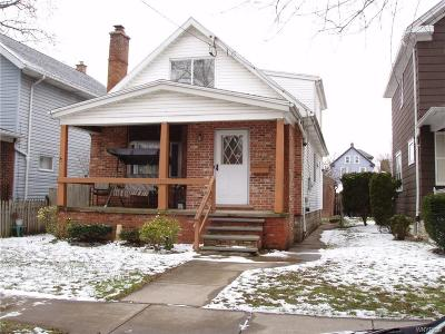 Niagara Falls Single Family Home A-Active: 2431 Willow Avenue
