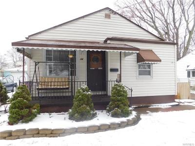 Niagara County Single Family Home A-Active: 544 74th Street