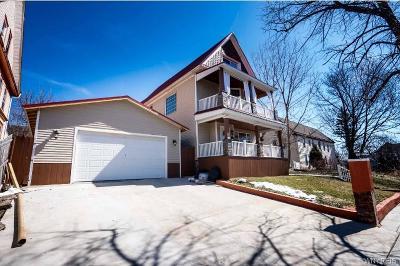 Buffalo Single Family Home A-Active: 219 West