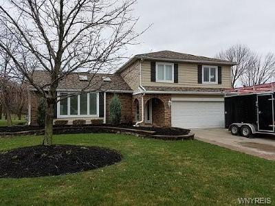 West Seneca Single Family Home A-Active: 28 Round Trail Road