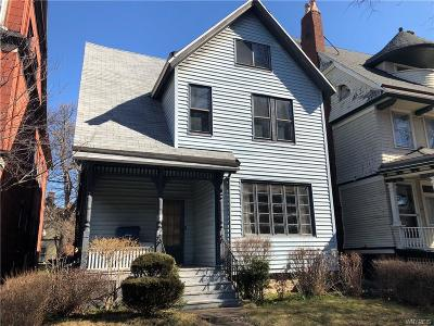 Buffalo Multi Family 2-4 A-Active: 24 Anderson Place