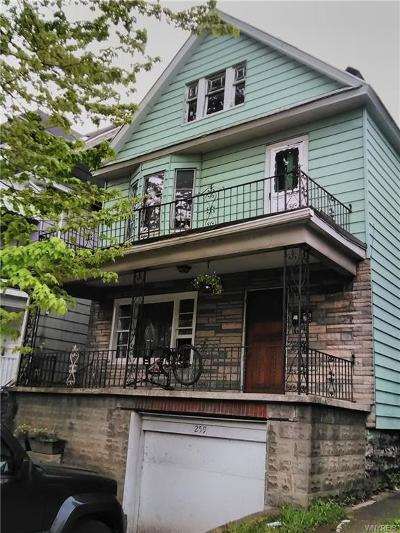Buffalo Multi Family 2-4 A-Active: 259 Breckenridge Street