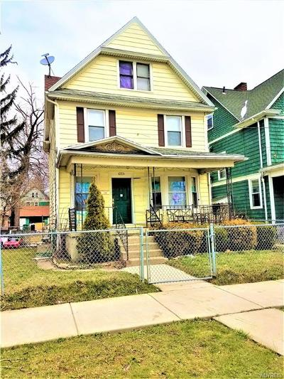 Niagara County Single Family Home A-Active: 1916 Whitney Ave